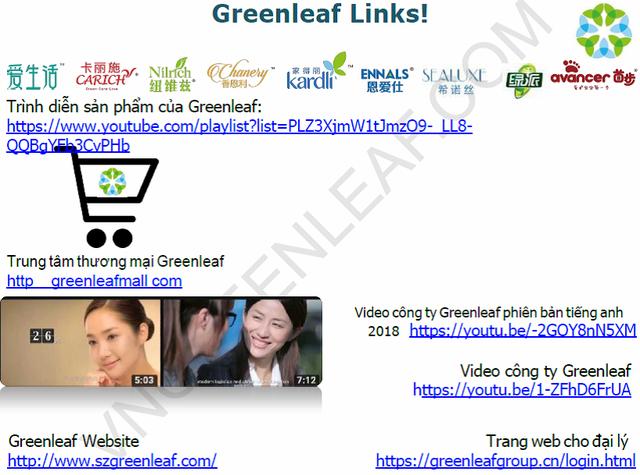 """Cảnh báo nguy cơ """"sập bẫy"""" khi tham gia đa cấp Greenleaf xuất xứ Trung Quốc - 2"""