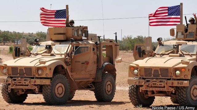 Mỹ rút binh sĩ cuối cùng, quân đội Thổ Nhĩ Kỳ tiến sâu vào Syria - 1