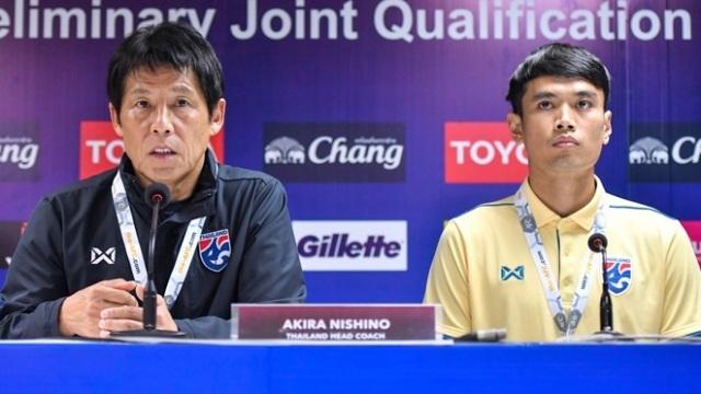 HLV Nishino tự tin tuyên bố tuyển Thái Lan sẽ hạ gục UAE - 2