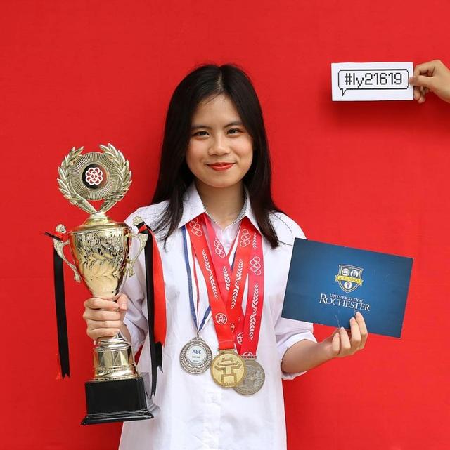 Nữ sinh Việt chinh phục học bổng 4,7 tỷ đồng tới Mỹ nhờ ước mơ làm nghề cơ khí - 1