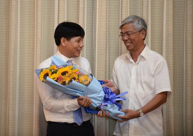TPHCM kiện toàn nhân sự lãnh đạo Sở Giao thông vận tải - 1