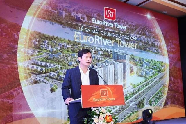 """BĐS Đông Bắc Thủ đô """"dậy sóng"""" ngày đầu ra mắt tòa căn hộ cao cấp Euro River Tower - 2"""