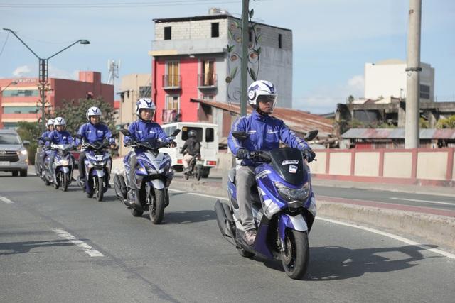 Kết thúc hành trình xuyên Đông Nam Á tại Philipines, động cơ Yamaha Blue Core gây ấn tượng mạnh - 1