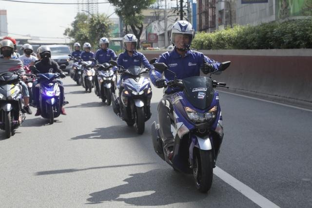 Kết thúc hành trình xuyên Đông Nam Á tại Philipines, động cơ Yamaha Blue Core gây ấn tượng mạnh - 2