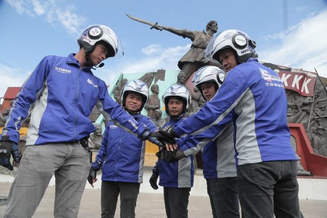 Kết thúc hành trình xuyên Đông Nam Á tại Philipines, động cơ Yamaha Blue Core gây ấn tượng mạnh - 3