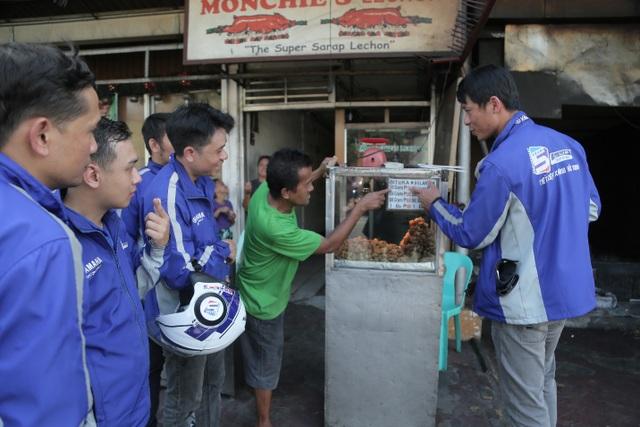 Kết thúc hành trình xuyên Đông Nam Á tại Philipines, động cơ Yamaha Blue Core gây ấn tượng mạnh - 5