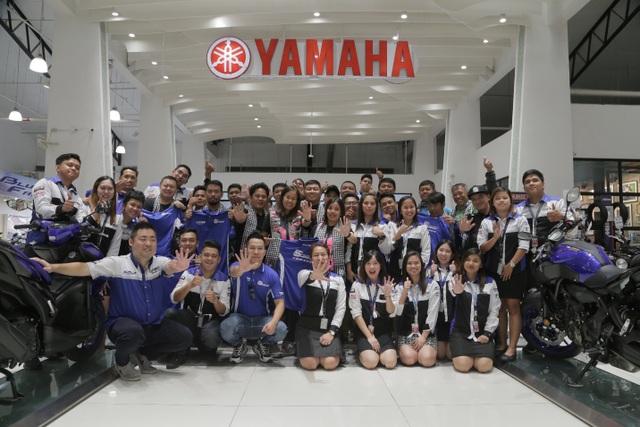 Kết thúc hành trình xuyên Đông Nam Á tại Philipines, động cơ Yamaha Blue Core gây ấn tượng mạnh - 7