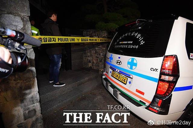 Cảnh sát phong toả nhà riêng của Sulli, thi thể nữ ca sĩ trẻ được đưa tới viện - 4