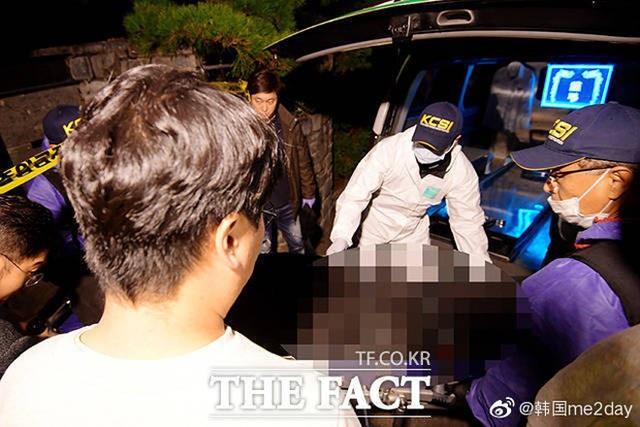 Cảnh sát phong toả nhà riêng của Sulli, thi thể nữ ca sĩ trẻ được đưa tới viện - 5