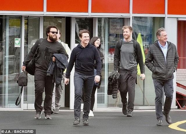 Tom Cruise và lần hiếm hoi xuất hiện bên con trai - 2