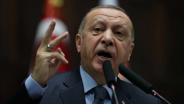 Mỹ rút binh sĩ cuối cùng, quân đội Thổ Nhĩ Kỳ tiến sâu vào Syria - 2