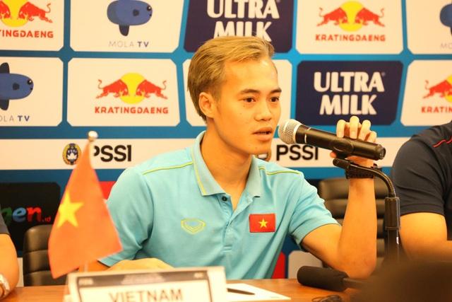 """HLV Park Hang Seo: """"Đội tuyển Việt Nam sẽ thắng Indonesia"""" - 2"""