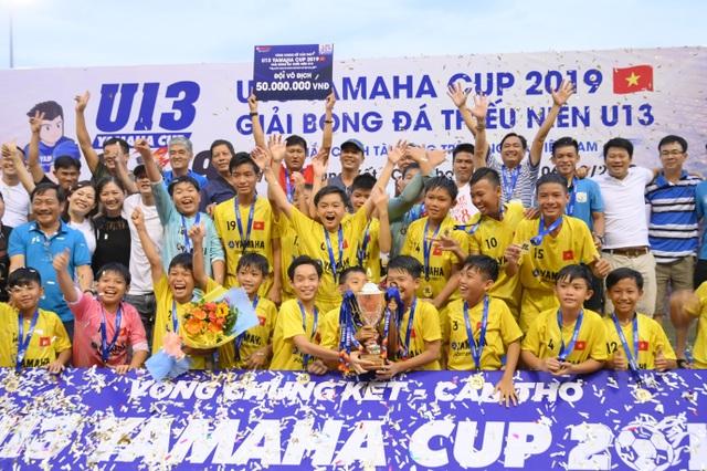 Gặp gỡ nhà vô địch U13 Yamaha Cup 2019 - Đội U13 Phú Nhuận - 3