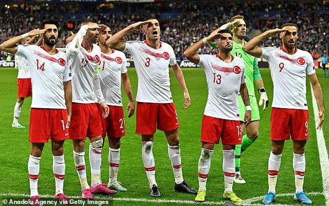 Tuyển Pháp chia điểm, chia hy vọng dự Euro 2020 cùng Thổ Nhĩ Kì - 2