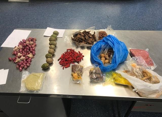 Australia trục xuất một phụ nữ Việt Nam mang thịt lợn nhập cảnh - 1