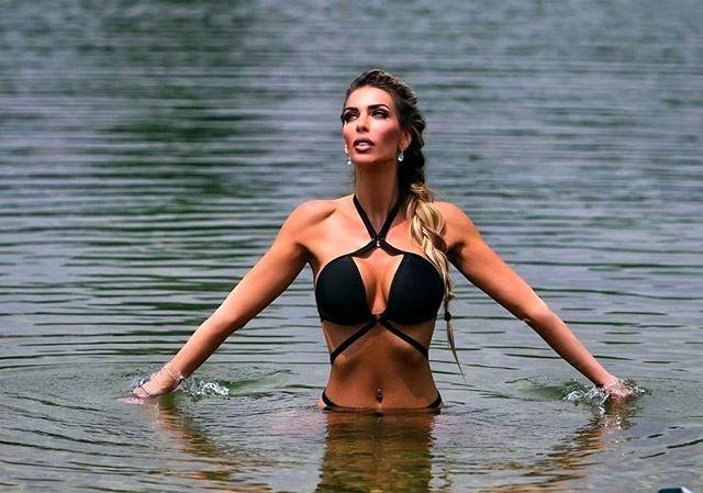 Cựu người mẫu Playboy 31 tuổi tuyên bố tranh cử tổng thống Croatia - 2