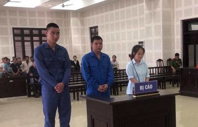Hot girl Đà thành chuyên cung cấp ma túy cho vũ trường lĩnh 4 năm tù - 1