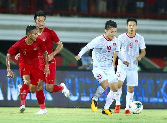 Indonesia 1-3 Việt Nam: Chiến thắng thuyết phục - 11