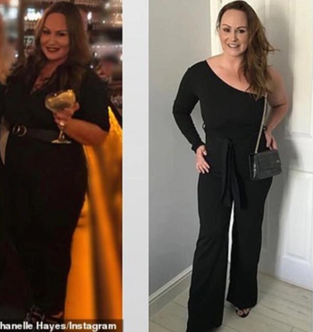 Giảm 20 kg, Chanelle Hayes tự tin diện trang phục gợi cảm - 7