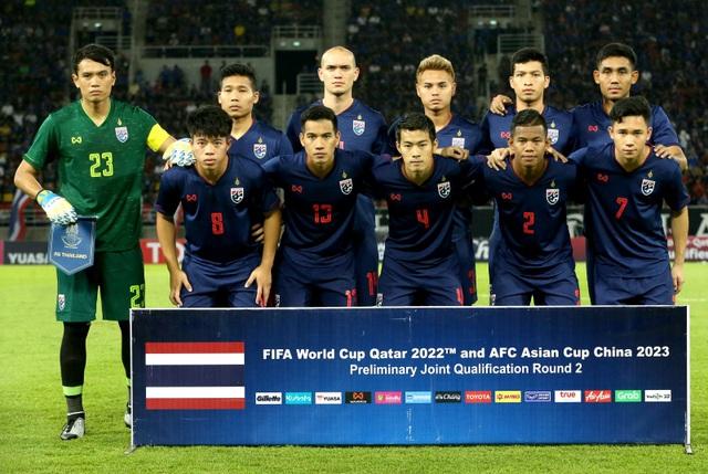 Những khoảnh khắc gây thất vọng của UAE trên sân Thái Lan - 4