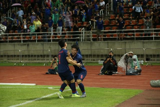 Những khoảnh khắc gây thất vọng của UAE trên sân Thái Lan - 15