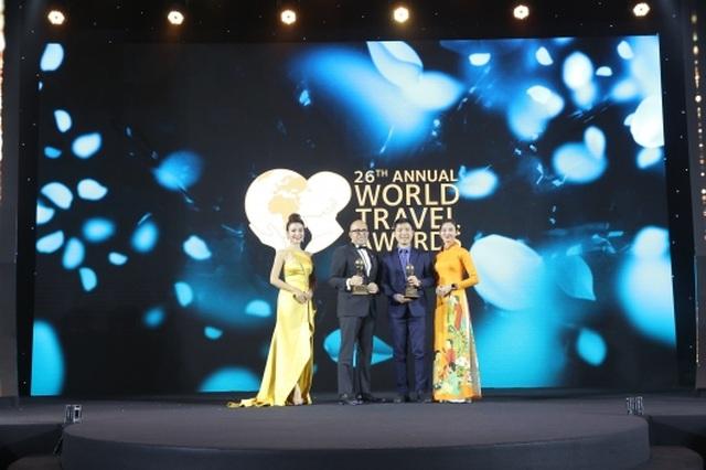 """""""Bão giải thưởng du lịch quốc tế"""" dành cho các công trình của Sun Group - 2"""