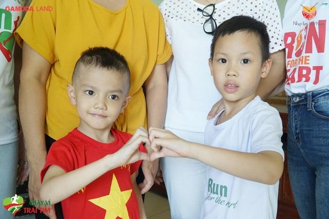 Chạy vì trái tim 2019: Đại diện Gamuda Land Việt Nam trực tiếp đến thăm em bé bị tim bẩm sinh - 3