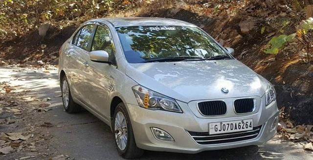 Biến ô tô giá rẻ thành xe sang BMW - Sở thích của dân chơi Ấn - 2