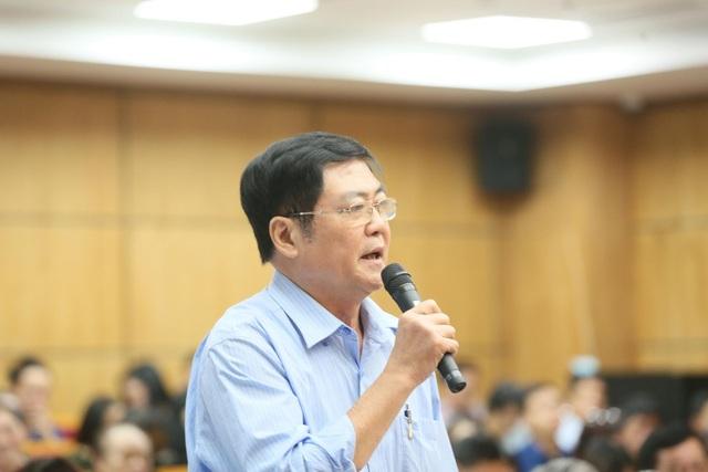 Tổng Bí thư, Chủ tịch nước tiếp xúc cử tri Hà Nội - 3