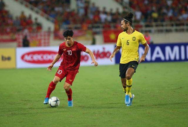 Đội tuyển Việt Nam đấu Indonesia: Cơ hội tỏa sáng của Công Phượng - 1