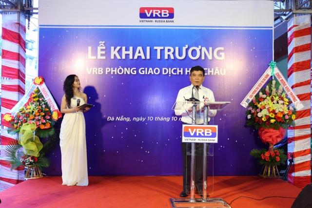 VRB khai trương hoạt động Phòng giao dịch Hải Châu tại Đà Nẵng - 1