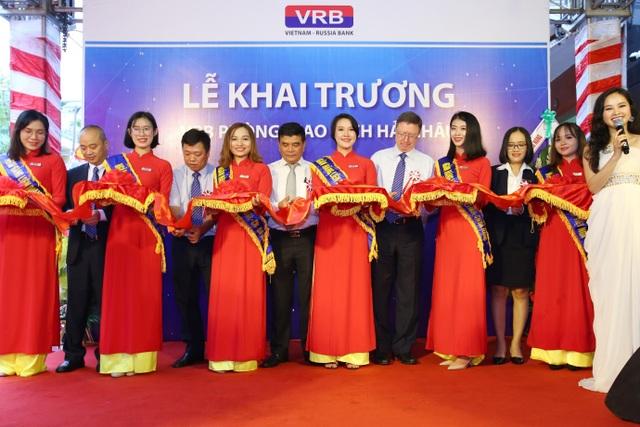 VRB khai trương hoạt động Phòng giao dịch Hải Châu tại Đà Nẵng - 2