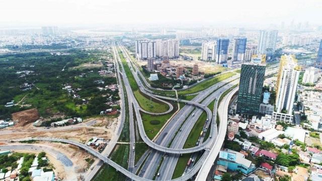 Đô thị sáng tạo dần hình thành, bất động sản khu Đông Sài Gòn chiếm ưu thế - 1