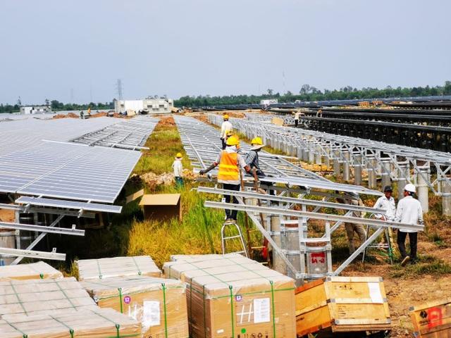Giá điện mặt trời lao dốc: Nhà đầu tư tưởng dễ làm, nay đứng trước nguy cơ phá sản! - 1
