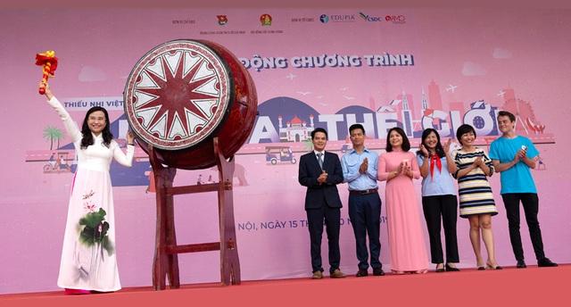 Edupia đồng tổ chức sân chơi hội nhập cho 13,5 triệu học sinh Việt Nam - 1