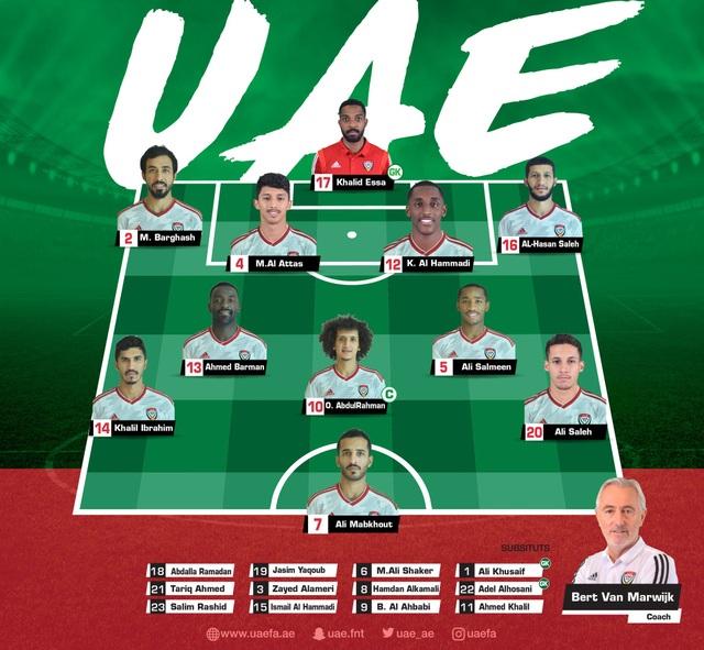 Thái Lan 2-1 UAE: Chiến thắng ấn tượng của Voi chiến - 3
