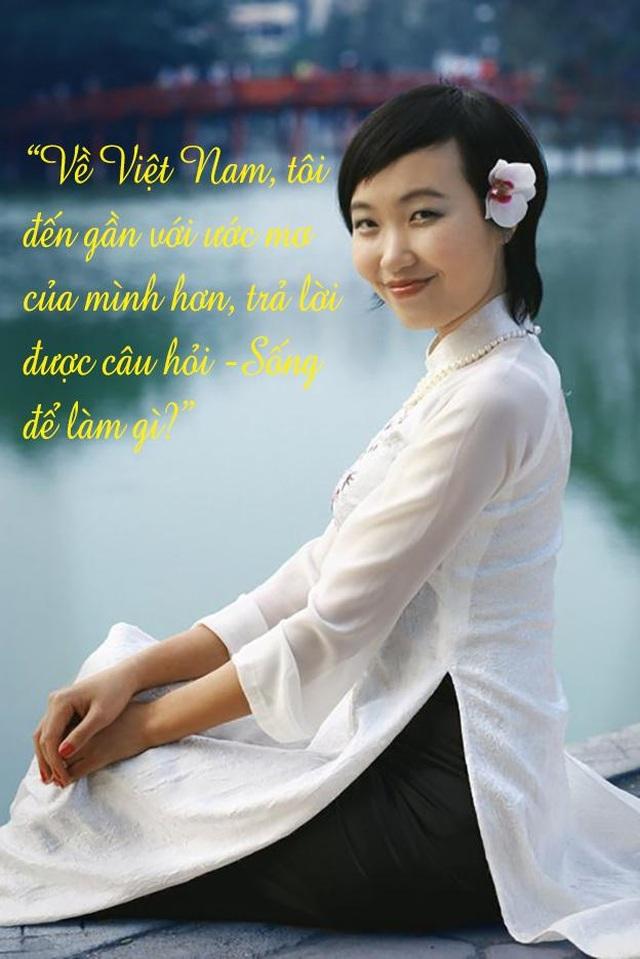 Cô gái Việt tốt nghiệp ĐH Harvard: Tình yêu bản thân là tình yêu lớn nhất cuộc đời - 5