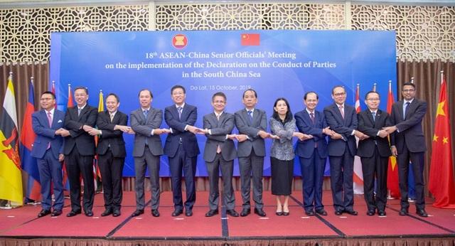 """""""Vi phạm của Trung Quốc trên Biển Đông ảnh hưởng tiêu cực tới hoà bình khu vực"""" - 1"""