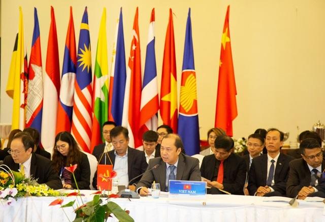 """""""Vi phạm của Trung Quốc trên Biển Đông ảnh hưởng tiêu cực tới hoà bình khu vực"""" - 2"""