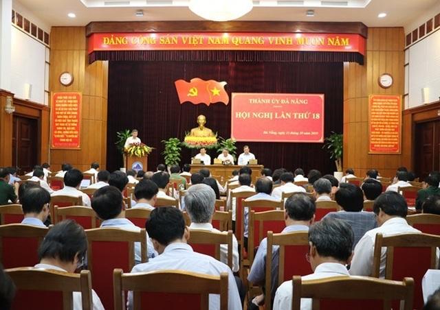 Đà Nẵng kỷ luật 110 đảng viên trong 9 tháng - 1