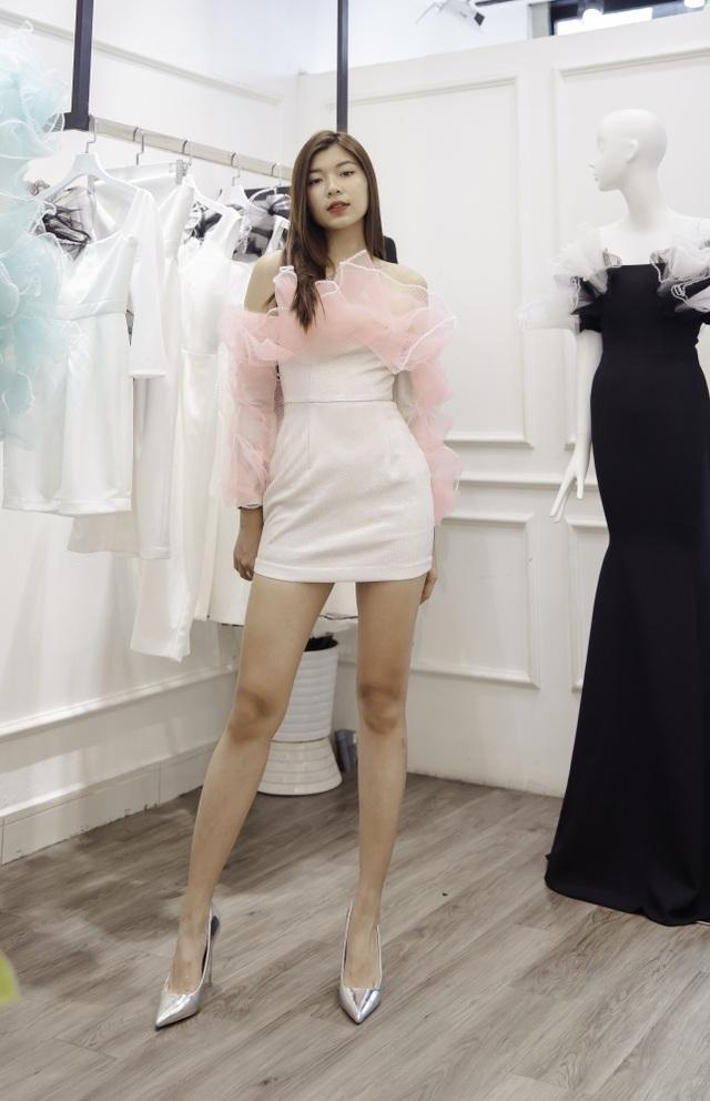Dàn sao xúng xính thử đồ của Lê Ngọc Lâm trước show diễn Hoa hậu Hoàn vũ - 18