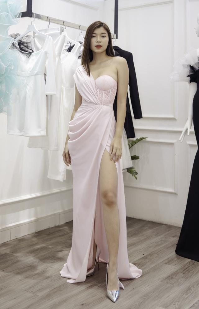 Dàn sao xúng xính thử đồ của Lê Ngọc Lâm trước show diễn Hoa hậu Hoàn vũ - 17