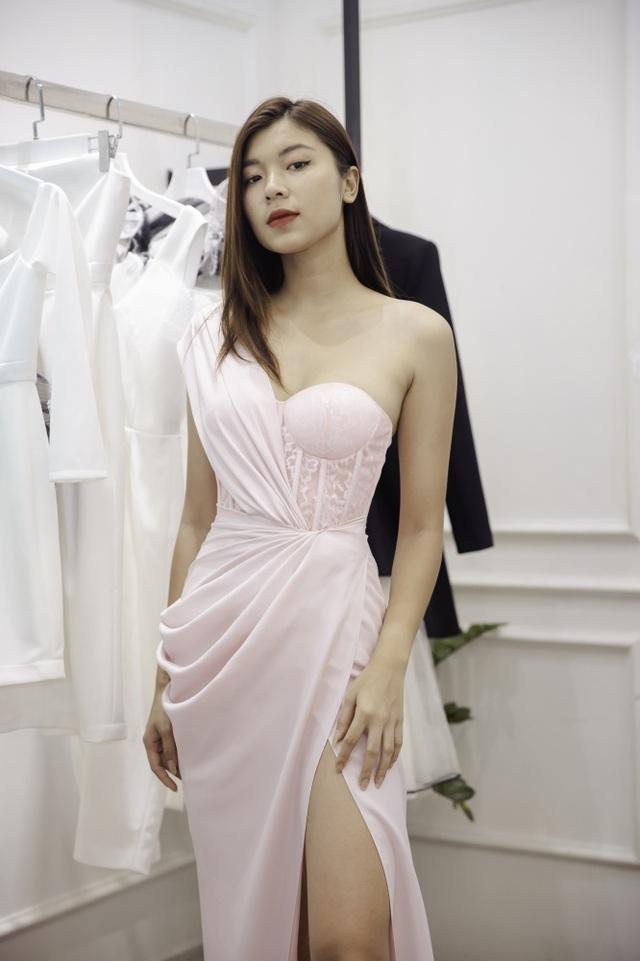 Dàn sao xúng xính thử đồ của Lê Ngọc Lâm trước show diễn Hoa hậu Hoàn vũ - 16