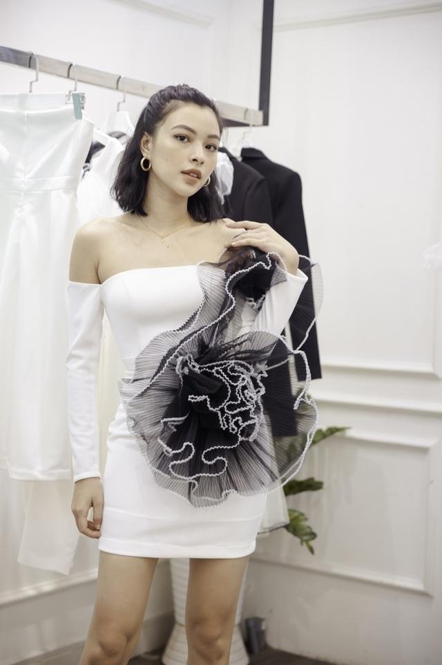 Dàn sao xúng xính thử đồ của Lê Ngọc Lâm trước show diễn Hoa hậu Hoàn vũ - 19