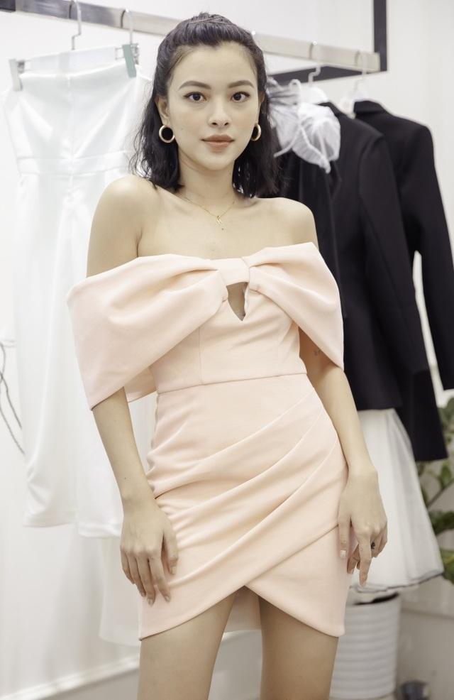 Dàn sao xúng xính thử đồ của Lê Ngọc Lâm trước show diễn Hoa hậu Hoàn vũ - 20