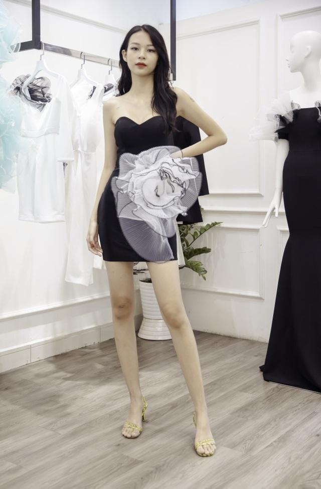 Dàn sao xúng xính thử đồ của Lê Ngọc Lâm trước show diễn Hoa hậu Hoàn vũ - 11
