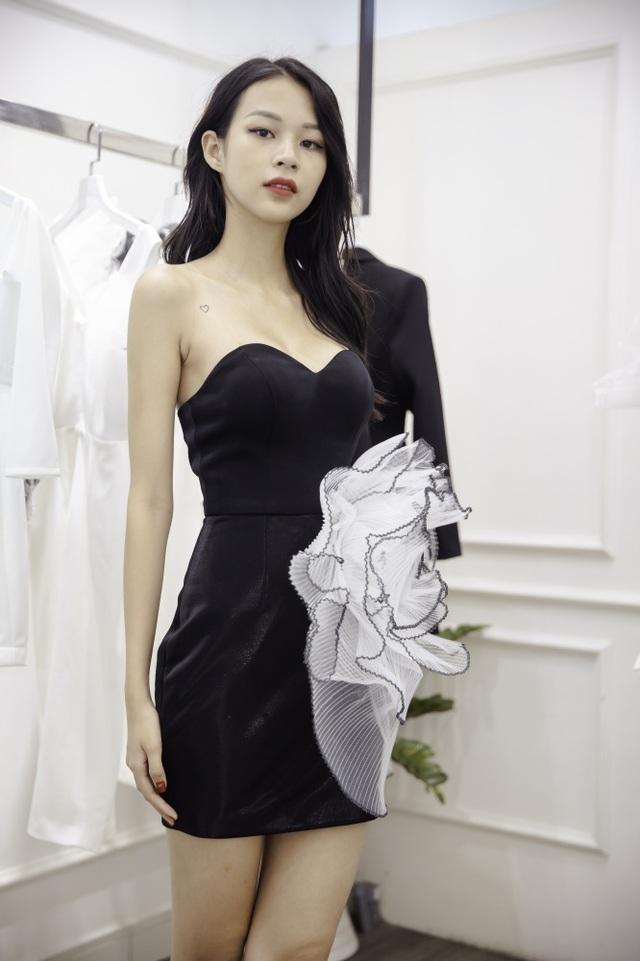 Dàn sao xúng xính thử đồ của Lê Ngọc Lâm trước show diễn Hoa hậu Hoàn vũ - 4