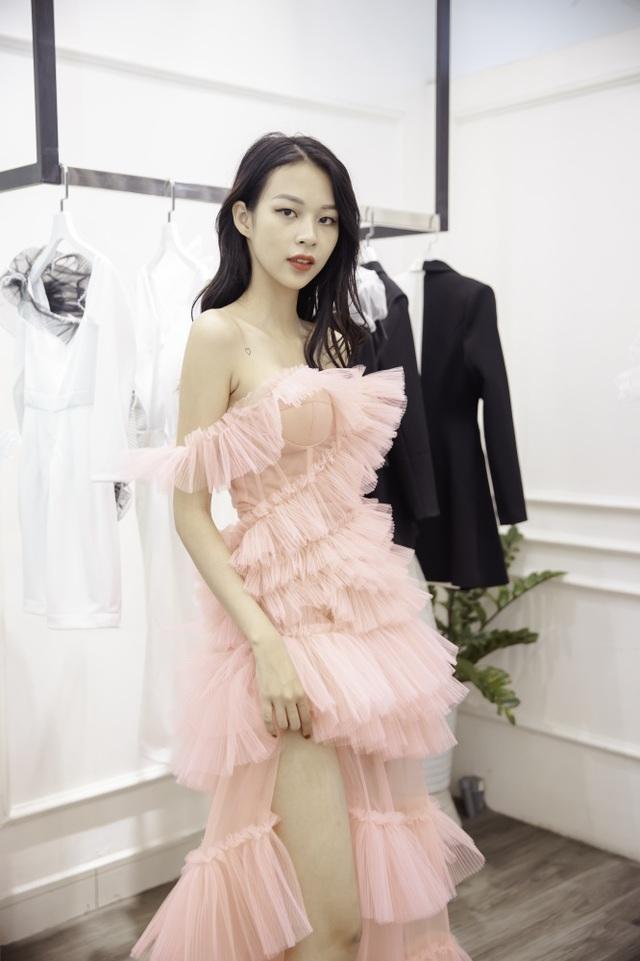 Dàn sao xúng xính thử đồ của Lê Ngọc Lâm trước show diễn Hoa hậu Hoàn vũ - 8