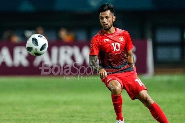 Ngôi sao số 1 Indonesia tuyên bố sẽ đánh bại đội tuyển Việt Nam vì danh dự