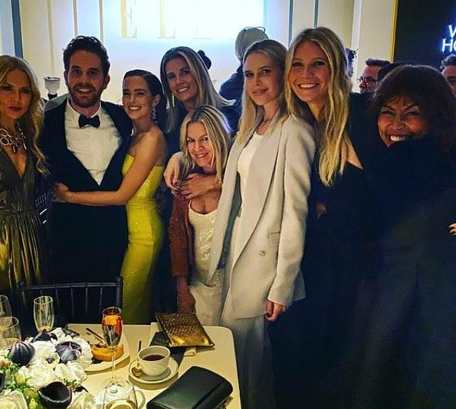 Người đẹp Hollywood kiêu sa diện váy đen dự sự kiện - 35
